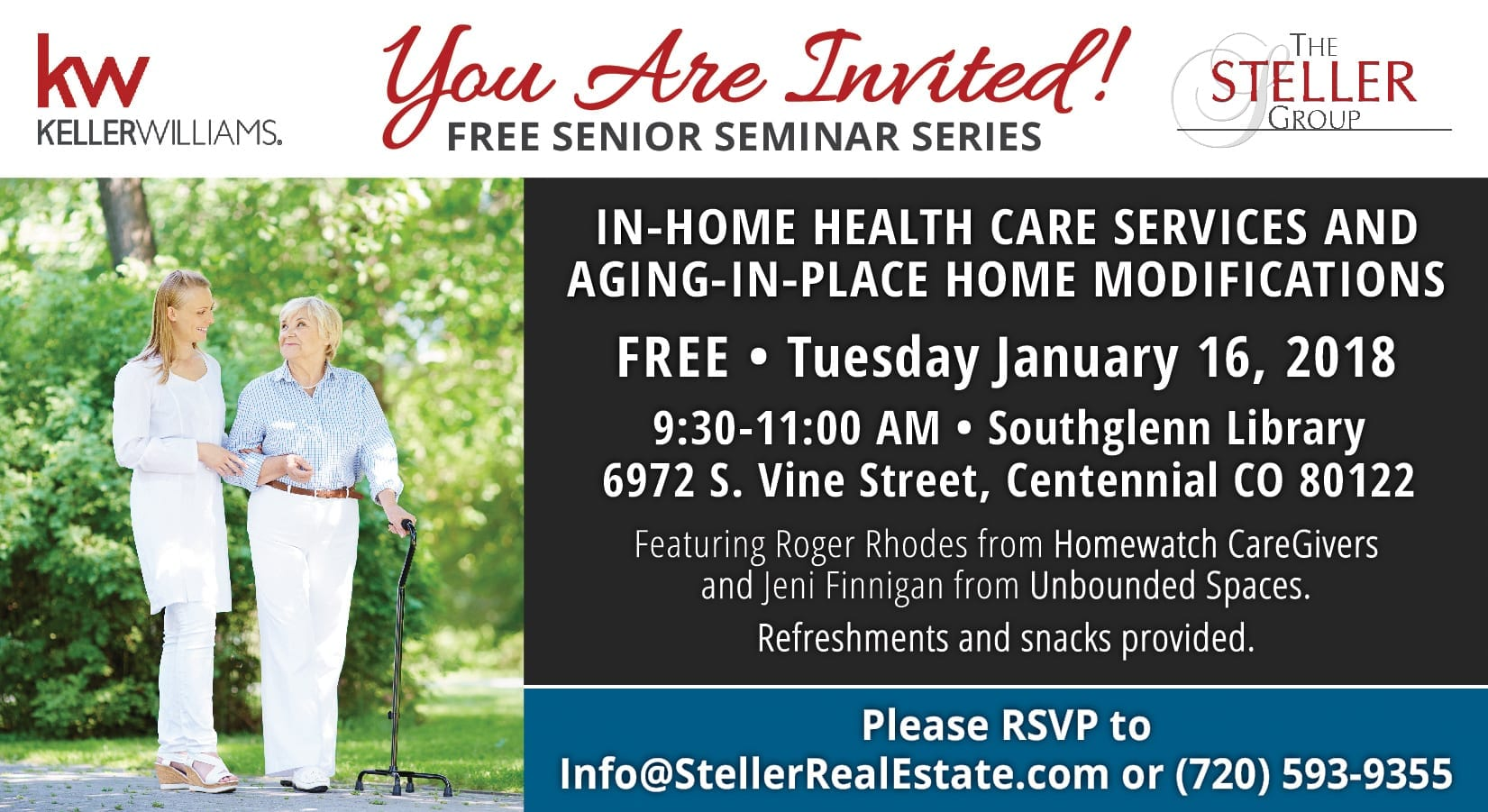 Aging In Place In Home Health Care RGB online